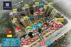 恒大悦龙台首次备案4、8栋488套房源 售价1.21-1.45万/㎡