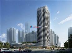 宝安商业上盖双地铁口大平层公寓——前海观一【规划篇】