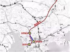 C位出道!西丽高铁站最快明年开工建设!