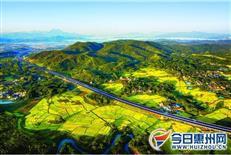 新博高速主线基本完工 惠州北上湖南湖北可省两小时