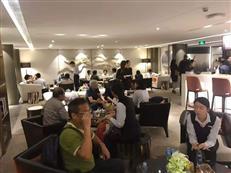 香港40余位高净值客户来访枫叶望海公馆,现场人气爆棚!