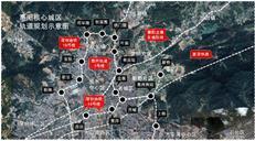 双城轨道记事:从深圳发展史看惠阳规划的未来
