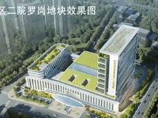 深圳这八个公立医院集中开工!又新又靓,看是否在你家附近-咚咚地产头条