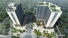 建面35-47㎡低密度创意空间 龙华桔新微商南区大楼【规划篇】