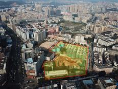 【新盘发现06】虎门老城中心 万科滨海大都会初现