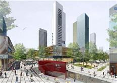 开启TOD时代?东莞今年将打造一批地铁上盖综合体