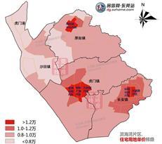 东莞最新片区评估价系列01 滨海湾片区-咚咚地产头条