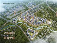 百万宜居生活大城 碧桂园太东公园上城新推107-142㎡户型分析