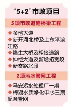 """一百个日夜攻坚克难 惠州""""5+2""""市政项目如期完工!"""