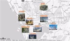 """2019年,深圳""""豪宅""""地图"""