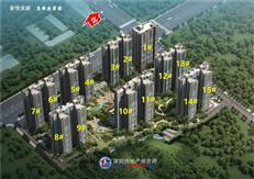 【惠湾备案价】家悦龙庭加推12、13栋216套住宅,均价1.3万/㎡