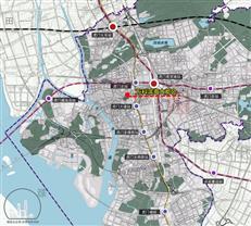 东莞楼盘解析70 万科滨海大都会【规划篇】