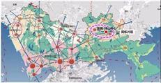 重磅!深圳东部将建设12.7平方公里高铁新城,划分4大片区