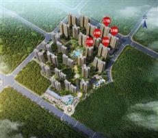 【惠湾备案价】新华联广场二期266套住宅,均价约1.26万/㎡