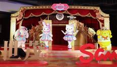 全球唯一海派主题背景 世茂Hello Kitty上海滩时光之旅正式开业