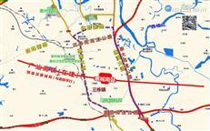 惠南新城片区定位惠城新副中心 规划广汕高铁惠城南站