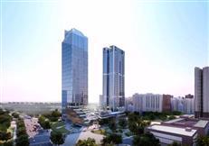北站商务综合体4月27日开样 华侨城创想大厦首推90-160㎡公寓