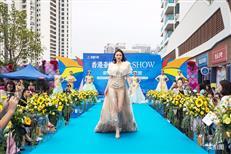 """惠湾新晋""""网红""""亲海艺术展示区盛大开放,竟吸引亚姐空降打卡!"""