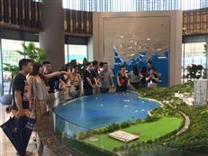 私享一片海 惠州牛浩思专业看房团海滨线完美收官