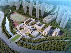 佳兆业学校来啦!东江新城5月工程进度播报!