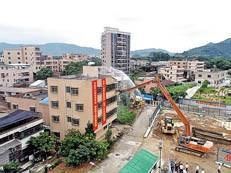 赣深铁路(光明街道段)启动清拆!拆除面积约1.6万平
