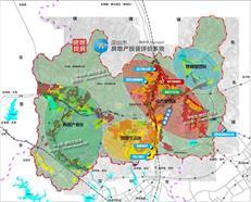 """深惠城际+深莞惠试验区 不容忽视的""""最临深""""惠阳新圩"""