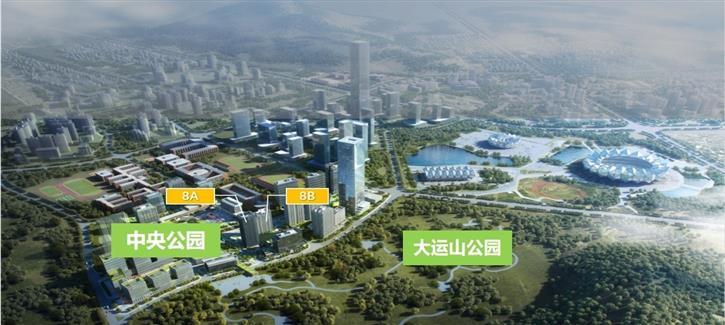 【新房推荐】大运中心真公寓——启迪协信科技园