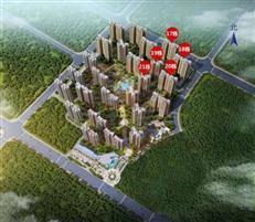 【惠湾备案价】新华联广场二期备案456套住宅,均价约1.26万/㎡