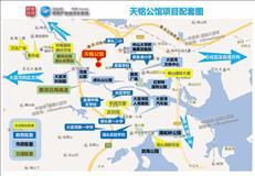 【惠州新盘发现】澳头收费站旁精致小盘天铭公馆1.25万元/㎡在售