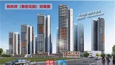 【惠州新盘发现】泰丰新作枫林岸在建 打造儿童全龄社区