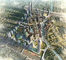 西乡河东片区旧改,超100万平大型综合体 部分现场实拍!