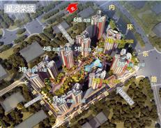 【惠湾备案价】星河荣域备案921套住宅 均价1.49万/㎡