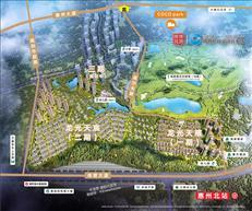 【博罗楼评】惠州北站旁生态大盘龙光天禧在售高尔夫景观洋房