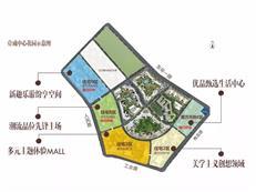 龙华壹方城上盖,壹成中心超体3区住宅新品发售中