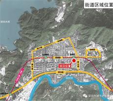 罗湖又一个棚改项目拟启动,规划13.6万平商住综合体
