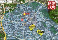平湖小型综合体 昊龙华庭建面约75-170㎡户型分析-咚咚地产头条