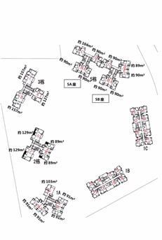 龙岗准现楼地铁新盘,89平-157平3-5房,总价380万起