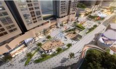 福田最大商业综合体正式迎客,岗厦天元T7豪宅公寓也即将面世