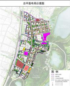 规划容积超431万㎡,新桥东城市更新单元规划图出炉!