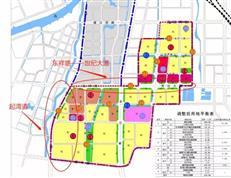 岐江新城大调整!起湾道拓宽至54米、新建医院中小学