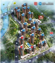 大亚湾楼评(51):龙海三路临深全新盘七里香堤1.35万元...-咚咚地产头条