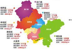 【惠州楼市月报】11月网签15137套 大亚湾均价1.36万/㎡最高!