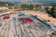 """连海向""""湾""""大布局!这个刚开建的超级交通工程有望再造新惠州"""