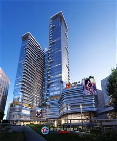 罗湖新盘总价98万起!佳兆业新世界大厦现楼发售,推924套