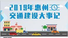 解码2019年惠州交通建设大事件
