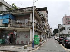 西乡河东旧改拆迁指标现场实探,200万平大型城市综合体!