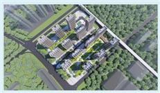 安居鸣鹿苑将供应7012套人才房,为长圳车辆段保障性安居工程二期