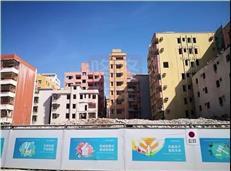 福田回迁房-中洲上下沙城市更新旧改二期,基本上已经拆平!-咚咚地产头条