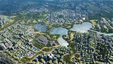 半边山水半边城,燕子湖片区城市设计结果出炉,附设计效果图