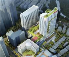 龙岗再添一家三级医院,未来将打造成龙岗中部区域医疗中心